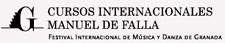 44 cursos internacionales manuel de falla  Cursos de verano coincidiendo con la celebración del Festival Internacional de Música y Danza de Granada
