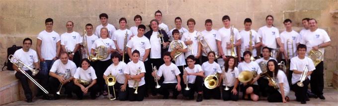 brass academy alicante  Abierta la inscripción para el Curso 2013 2014 y Cursos de verano 2013