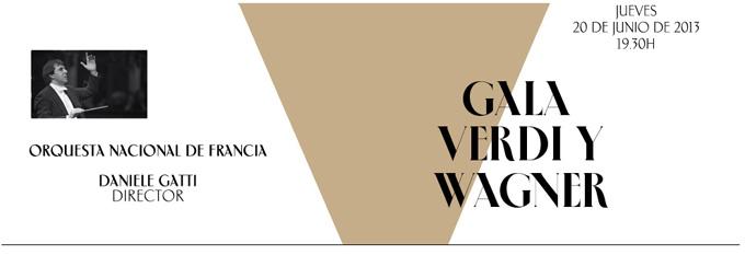 la filarmonica sociedad de conciertos  Verdi y Wagner con el Maestro Daniele Gatti