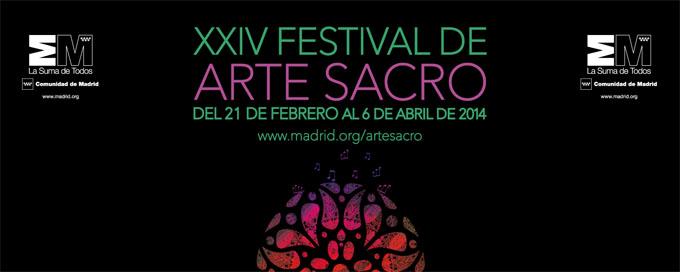 comunidad de madrid  XXIV Festival de Arte Sacro