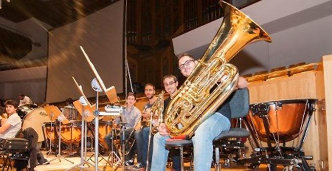 real conservatorio superior de musica de madrid  Tarifa plana para los conciertos del Conservatorio en el Auditorio  Nacional