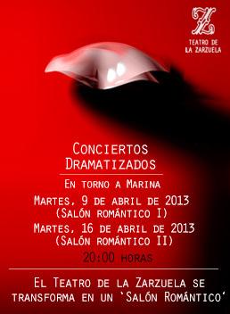 Salón romántico Teatro de la Zarzuela