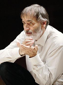 Der Komponist Helmut Lachenmann