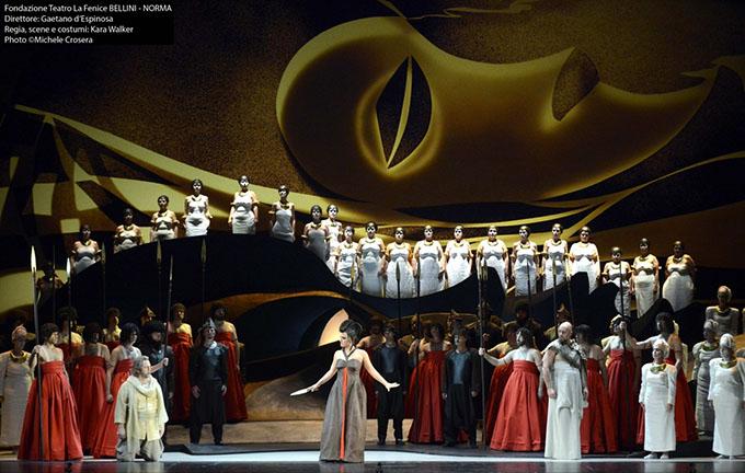 cinesa  Norma, de Bellini, la apoteosis del belcanto en cine