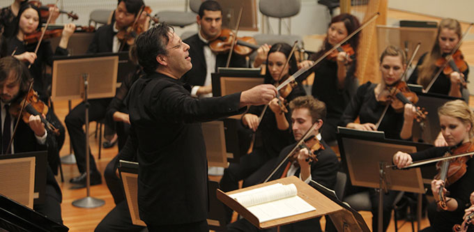 international conducting academy berlin  Masters of Music in Conducting and Advanced Professional Training for Conductors