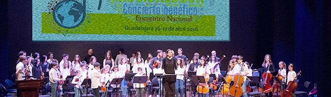 musicaeduca juventudes musicales  CONCIERTO BENÉFICO MUSICAEDUCA EL MUNDO ES MÚSICA