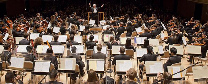 la filarmonica  Concierto extraordinario de la Boston Philharmonic Youth Orchestra para toda la familia