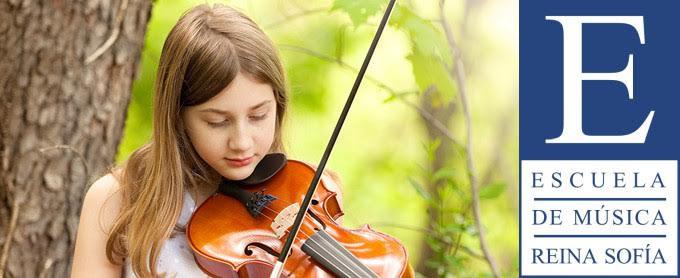 escuela de musica reina sofia  Summer Camp Juvenil de Música e Idiomas