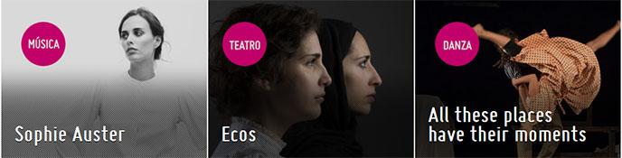 """festival ellas crean  """"Ellas crean"""": entre la memoria y el compromiso con la cultura hecha por mujeres"""