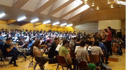 real conservatorio superior de musica de madrid  Próximas actuaciones de alumnos del RCSMM