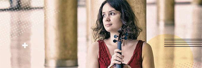 festival iberico de musica de badajoz  Kopatchinskaja con la Orquesta de Extremadura (OEX) en Badajoz