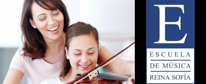 escuela de musica reina sofia  Summer Camp Juvenil de Música, Cultura e Idiomas