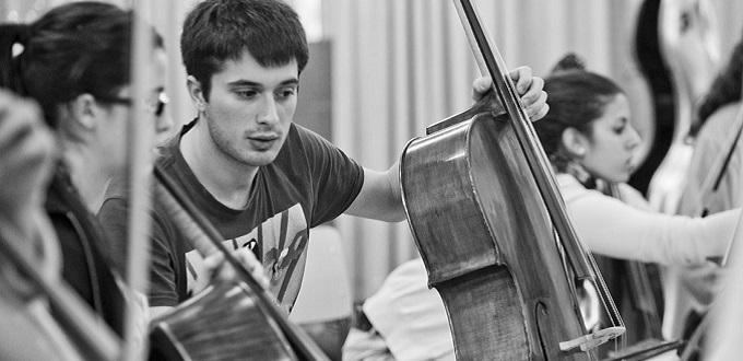 fundacion barenboim said unia  Últimos días para inscribirse en el Módulo de Interpretación Orquestal