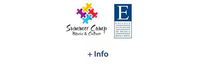 escuela superior de musica reina sofia  ¡Últimas becas para el Music & Culture Summer Camp!