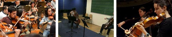 escola de altos estudos musicais real filharmonia de galicia  Curso de Especialización Orquestal (CAEO) 2018 19