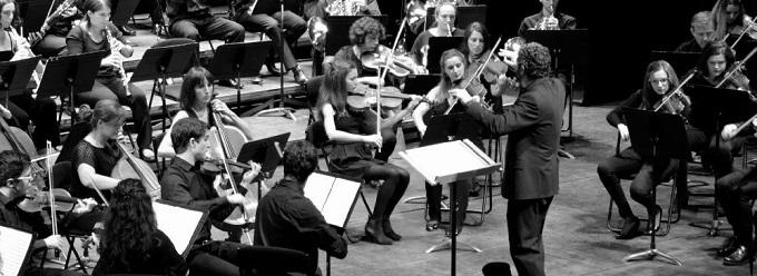 auditorio de la universidad carlos iii de madrid  Destino y tragedia con la Orquesta de la Universidad Carlos III de Madrid en el Auditorio de la UC3M