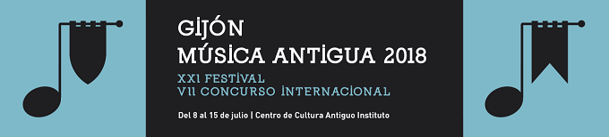 fundacion municipal de cultura educacion y universidad popular del ayuntamiento de gijon  XXI Edición del Festival de Música Antigua de Gijón