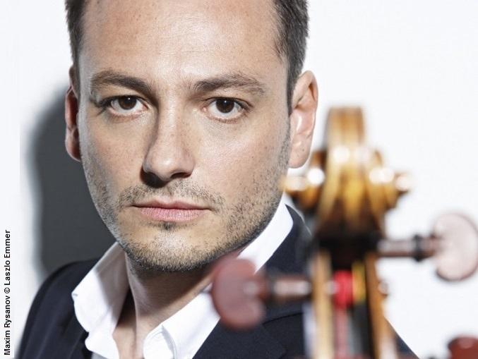 sociedad filarmonica de badajoz  Maxim Rysanov y la OEX abren el XXXV Festival Ibérico de Música