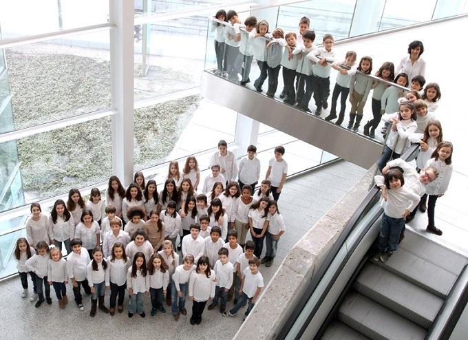 jorcam joven orquesta coro de la comunidad de madrid  Pruebas de Acceso para Camerata Infantil FBBVA ORCAM y para Pequeños Cantores