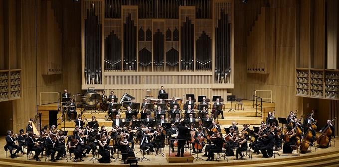 orquesta sinfonica de euskadi  La Orquesta Sinfónica de Euskadi cierra con éxito su gira por tierras centroeuropeas