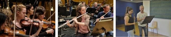 escola de altos estudos musicais real filharmonia de galicia  Curso Avanzado de Especialización Orquestal (CAEO) 2019 20