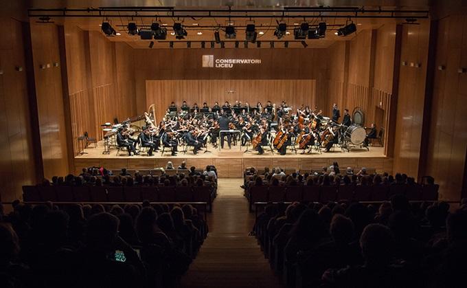 conservatori liceu  Jornada de Puertas Abiertas 2019 del Centro Superior de la Fundación Conservatori Liceu de Barcelona