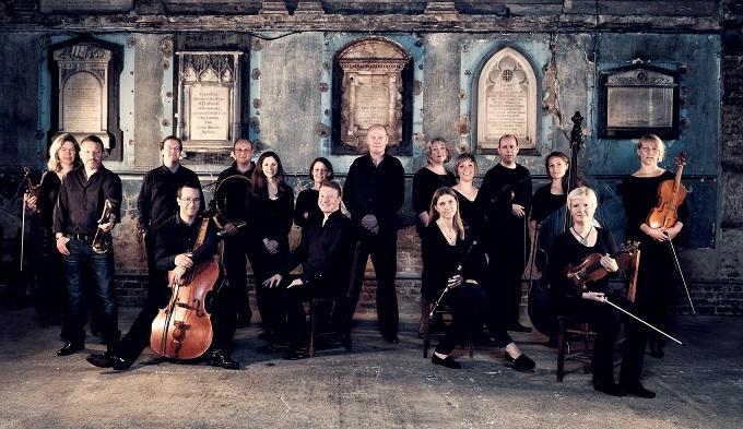 palau de la musica catalana  Paul McCreesh & Gabrieli Consort & Players