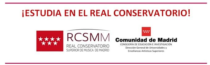real conservatorio superior de musica de madrid  ¡ESTUDIA MÚSICA EN MADRID!