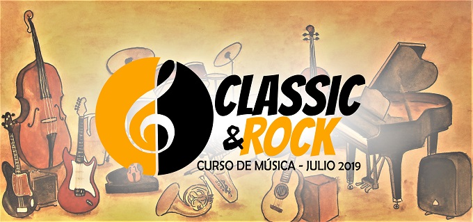 classic rock  Curso de Música en Ávila