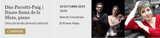 palau de la musica catalana  Empieza la 24ª edición del ciclo El Primer Palau
