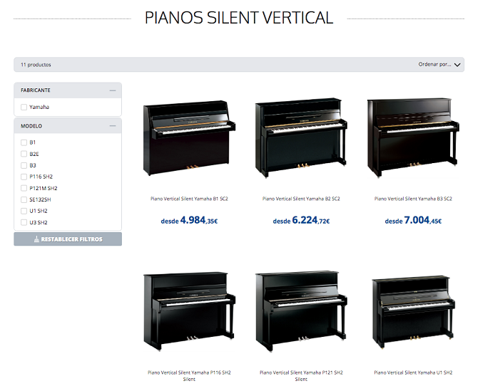 hazen  Yamaha SILENT Piano™