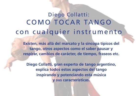 hazen  Taller en Hazen: Cómo tocar el tango con cualquier instrumento
