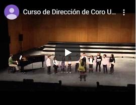 universidad carlos iii de madrid  Últimos días de inscripción para el Curso de Dirección de Coro UC3M 2020