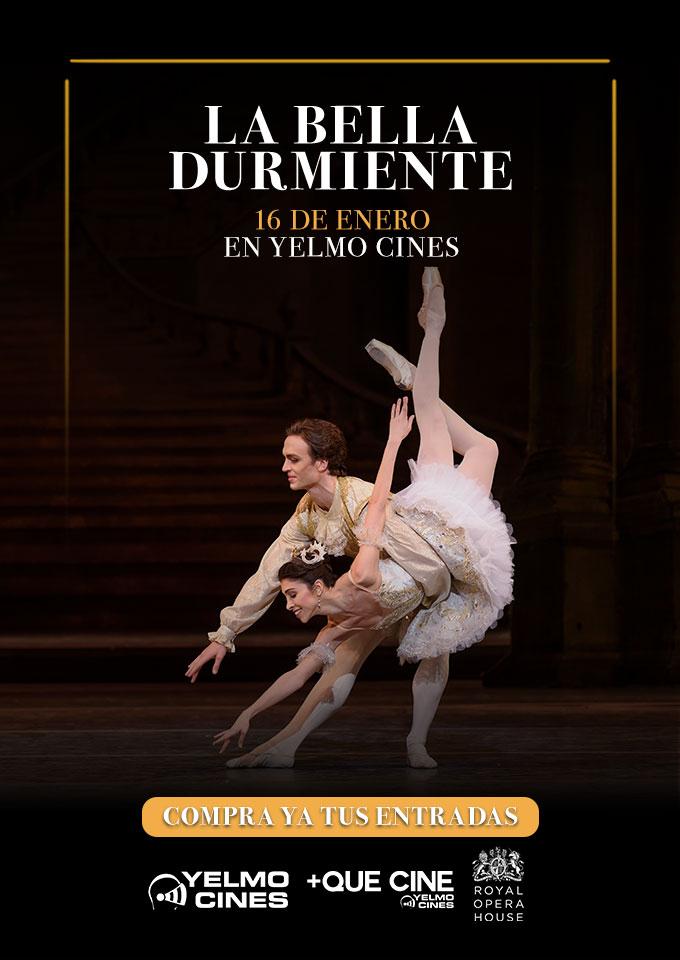 yelmo cines  Doce Notas y +Que Cine te invitan a ver La Bella Durmiente en Yelmo Cines de toda España