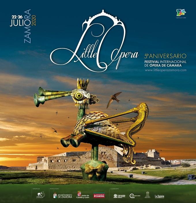 noticias  Festival LittleOpera Zamora