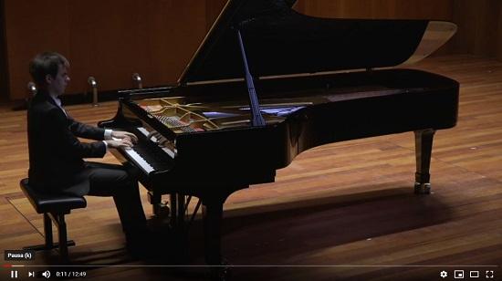 """centro de estudios pianisticos  El Centro de Estudios Pianísticos – CEP presenta a su nuevo """"artista en residencia"""": Andrés Navarro"""